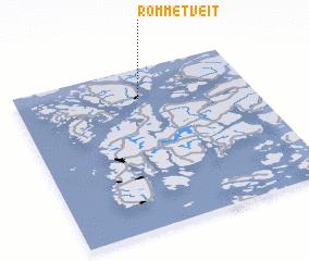 3d view of Rommetveit