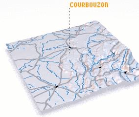 3d view of Courbouzon