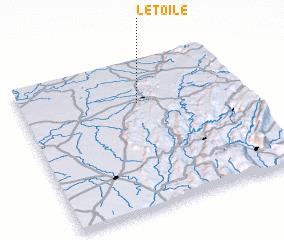 3d view of L'Étoile