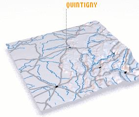 3d view of Quintigny