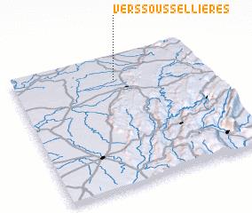 3d view of Vers-sous-Sellières