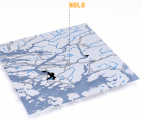 3d view of Holo