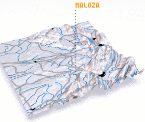 3d view of Maloza