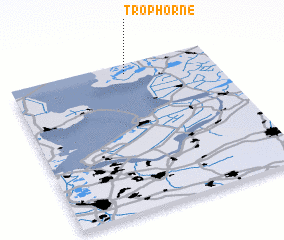 3d view of Trophorne
