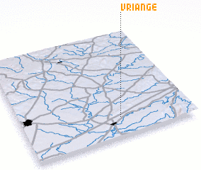 3d view of Vriange