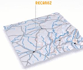 3d view of Récanoz