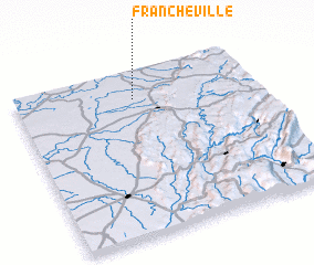 3d view of Francheville