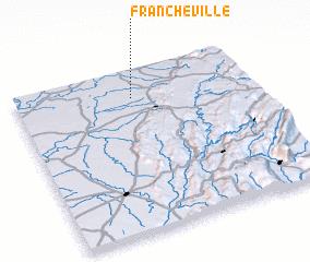 3d view of Francheville