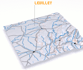 3d view of Le Villey