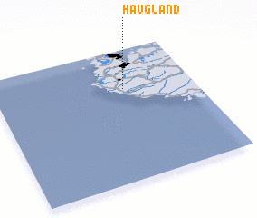 3d view of Haugland