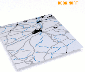 3d view of Bodaimont