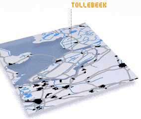 3d view of Tollebeek