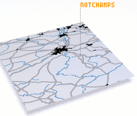 3d view of Notchamps