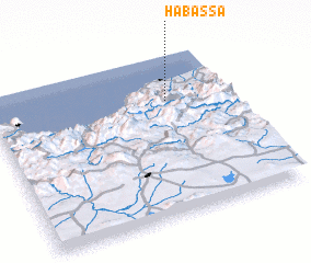 3d view of Habassa