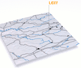 3d view of Lexy