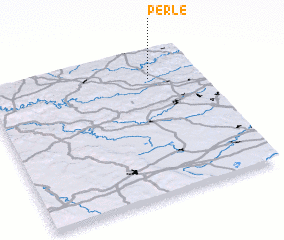 3d view of Perlé