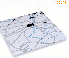 3d view of Wicourt