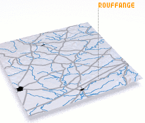 3d view of Rouffange