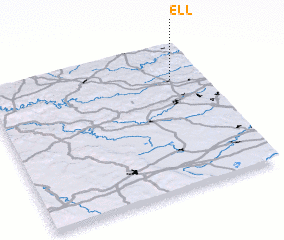 3d view of Ell