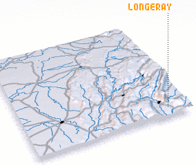 3d view of Longeray