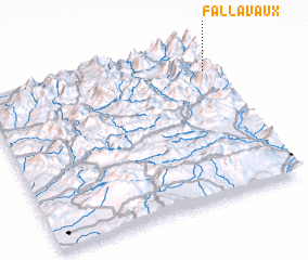 3d view of Fallavaux