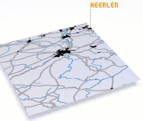 Heerlen Netherlands map nonanet