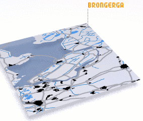 3d view of Brongerga