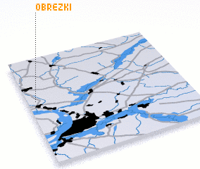 3d view of Obrezki