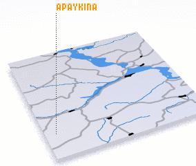 3d view of Apaykina
