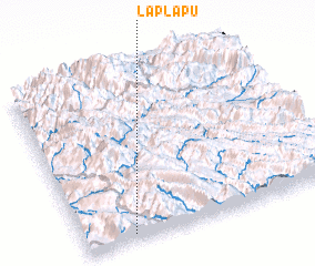 3d view of Laplapū