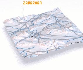 3d view of Zavarqān
