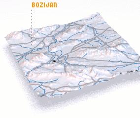 3d view of Bozījān
