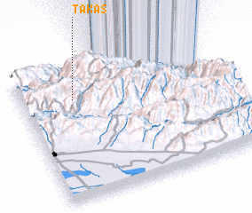 3d view of Takās