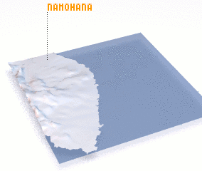 3d view of Namohana