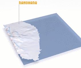 3d view of Namohana