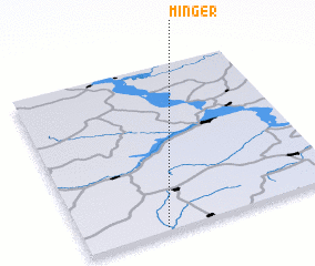 3d view of Minger