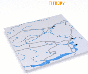 3d view of Titkovy