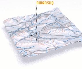 3d view of Nīvān Sūq