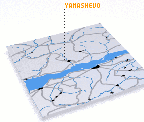 3d view of Yamashevo