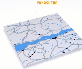 3d view of Yamashevo