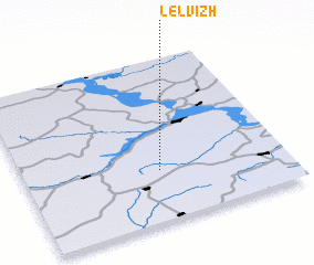 3d view of Lel\