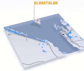 3d view of Al Mamţalah