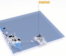 3d view of Kawrah