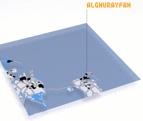 3d view of Al Ghurayfah