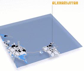3d view of Al Khārijīyah