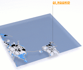3d view of Al Ma'āmīr