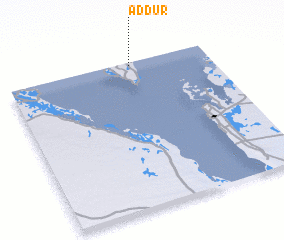 3d view of Ad Dūr