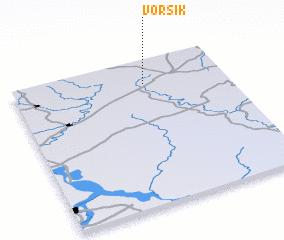 3d view of Vorsik