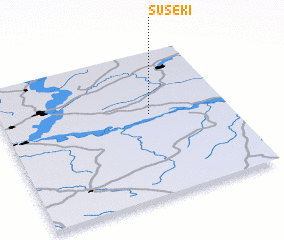 3d view of Suseki