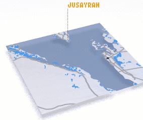3d view of Jusayrah